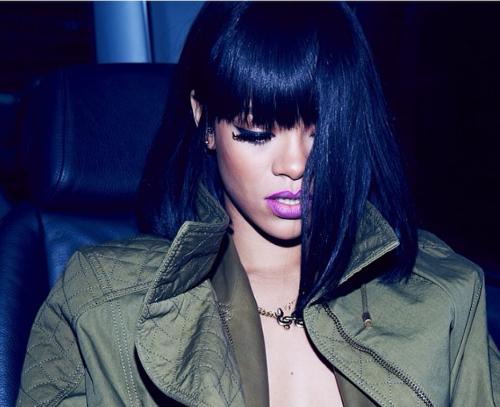 Rihanna -PaRIH Fashion Week||Balmain